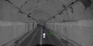 tunnel point cloud