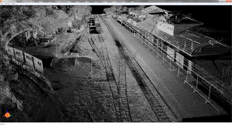 Media 3d Laser Scanning Mobile Lidar Mapping